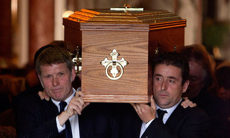 Seamus Heaney's last words were 'Noli timere', son tells funeral | The Irish Literary Times | Scoop.it