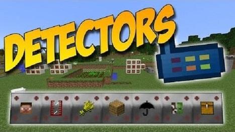 Detectors Mod 1.9.4 | Jenyfer grabar | Scoop.it