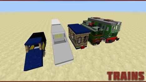 Traincraft Mod for Minecraft 1.6.4/1.6.2/1.5.2 | Minecraft 1.6.4  Mods | Scoop.it