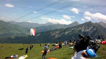 Dernière journée à la pré coupe du monde : on a volé sur l'Aure et le Louron ! sylvaingattini.blogspot.fr | Vallée d'Aure - Pyrénées | Scoop.it