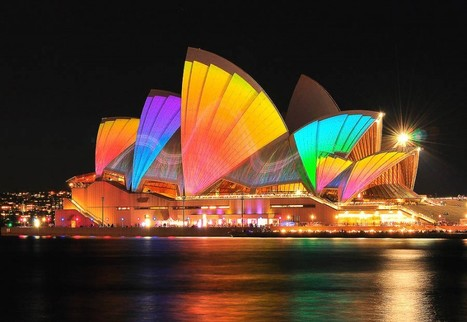 Festival of Light in Sydney | Impressions | Scoop.it