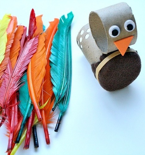 Turkey Fine Motor Activity and Craft | Learn through Play - pre-K | Scoop.it