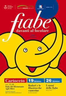 26 gennaio 2014 a Cartoceto I suoni delle fiabe - FIABE DAVANTI AL FOCOLARE | Marche for Family | Scoop.it