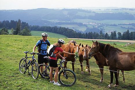 Le vélo, seconde nature du département du Doubs ! | Balades, randonnées, activités de pleine nature | Scoop.it