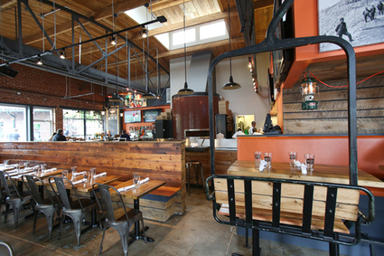 A Look Inside Homegrown Tap & Dough, Now Open - Eater National | Blobbits Moldable Meltable Creature | Scoop.it