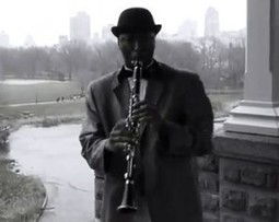 Black Jazz Musician Inspired by Klezmer Encounters Mixed Reactions to Subway Renditions of Hatikvah, Hava Hagila | WNMC Music | Scoop.it