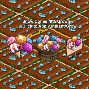 FarmVille: You can now plant Snow Cones in your fields, for a price - Games.com News (blog) | Get Down On The Farm With Facebook and FARMVILLE | Scoop.it
