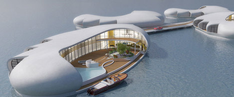 Dubai could soon be full of these five-star floating homes | Innovative & Sustainable Building | Scoop.it