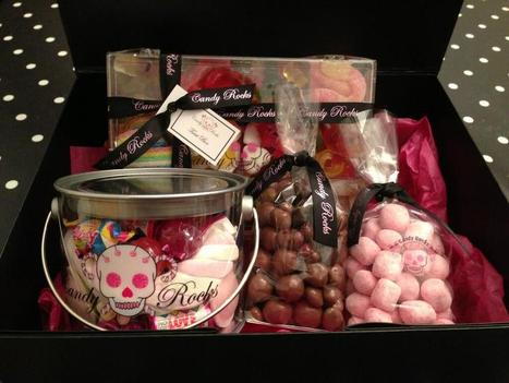 Twitter / CandyRocksStore: Candy Gift Box Birthday Treat! ... | candy | Scoop.it