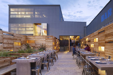 Sustainable Building - 2013 AIA Winner: 355 11th Street, San Francisco | sustainable architecture | Scoop.it