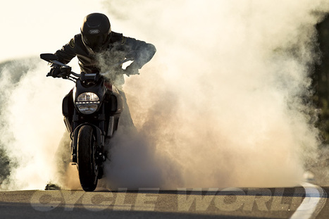 Ten Best Bikes 2012- Best Cruiser: Ducati Diavel Carbon | Cycle World | Ductalk Ducati News | Scoop.it