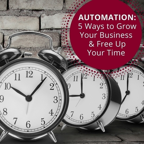 5 Steps to Automate your Marketing | Business English in Maslak for Professionals | Scoop.it