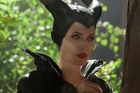 The Mistress of All Evil Captivates In Disney's Maleficent #Review #MaleficentEvent - FSM Blogs | Disney News | Scoop.it