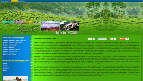 Global Vision Tours: Darjeeling Tour Packages by Global Vision Tours | Global Vision Tours | Scoop.it