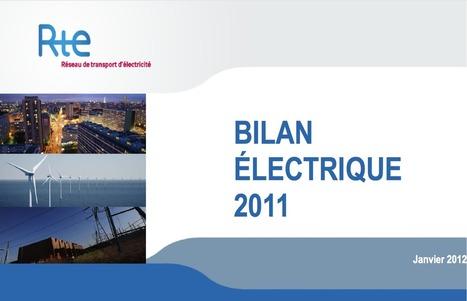 Bilan électrique français 2011 | Le groupe EDF | Scoop.it