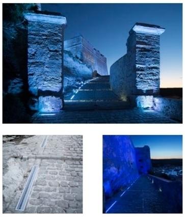 LED projectors cast new light on the historic Citadel of Bonifacio | FlexLedLight, les LED pour les professionnels | Scoop.it