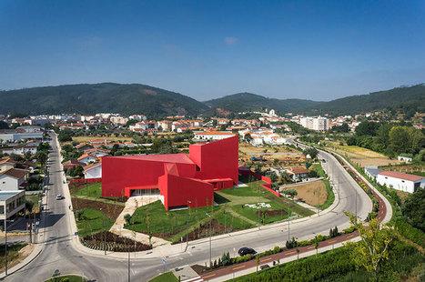 Casa das Artes in Miranda do Corvo, Portugal by FAT | The Architecture of the City | Scoop.it