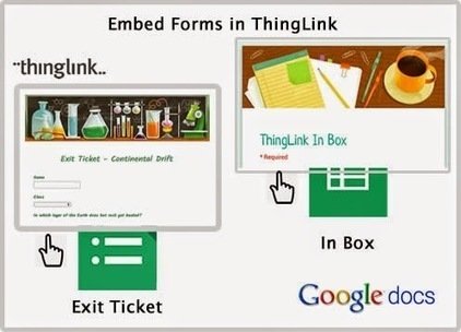 Cool Tools for 21st Century Learners: 3 Great Ways to Use a Google Form | Google Solutions for YWD in South Africa | Scoop.it