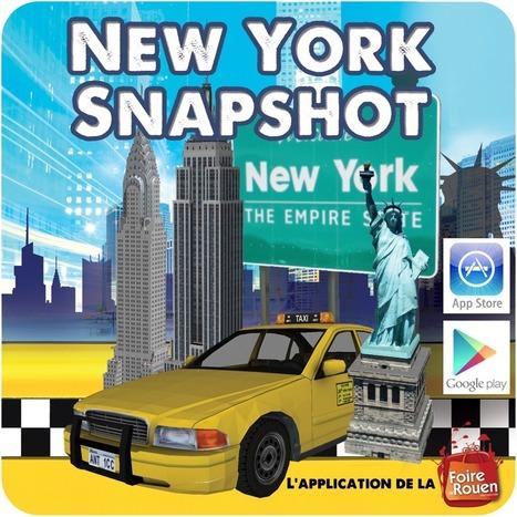 New York Snapshot - l'application de la Foire de Rouen 2014   Jeux vidéo actu   Scoop.it
