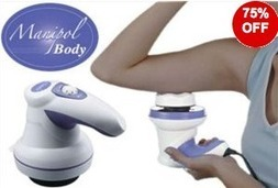 Get Manipol Complete Body Massager from Rediff | Mobile and Electronics Deals | Scoop.it