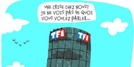 Pots de départ en série, publicité en berne: TF1 change d'époque, avec nostalgie | DocPresseESJ | Scoop.it