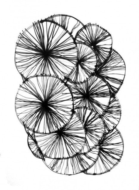 Scripted Movement Drawings Series 1 « MATSYS | machinelike | Scoop.it