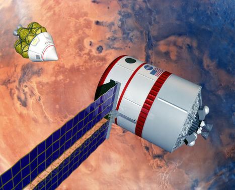 Voyage vers Mars : les radiations seraient tolérables selon Curiosity | Space matters | Scoop.it