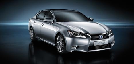 Lexus amplía su gama híbrida de lujo con el GS 300h | Cochesafondo.com | solo moises | Scoop.it