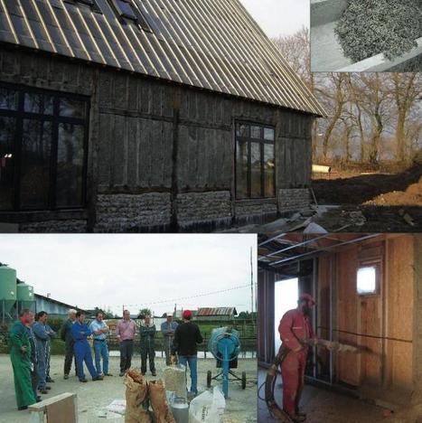 Développement durable » Construire avec le chanvre de Normandie - Actualité 05-04-2013 - l'Agriculteur Normand | l'AEI agriculture ecologiquement intensive | Scoop.it