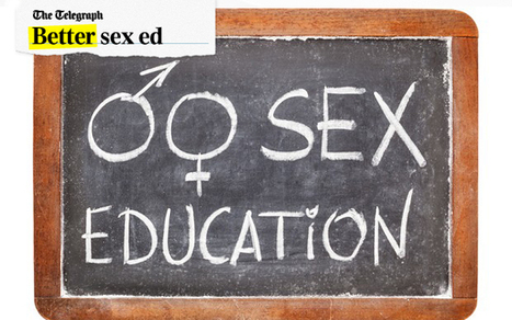 Better Sex Education: The Government is failing young people on sex education - Telegraph | education | Scoop.it