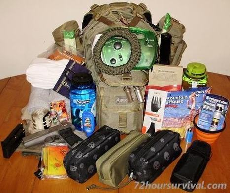 The Bug Out Bag 101 | BOB to BOL by BOV | Scoop.it