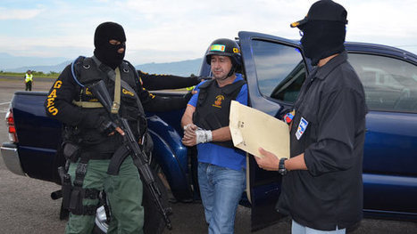 Last Colombian Drug Kingpin Falls: 'Loco' Barrera Captured | Wendy Current Issues | Scoop.it