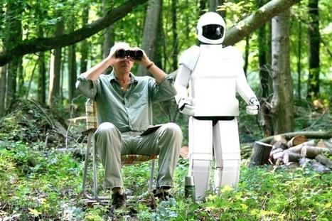Demain selon Google: des intelligences artificielles partout, tout le temps - Rue89 - L'Obs | Post-Sapiens, les êtres technologiques | Scoop.it