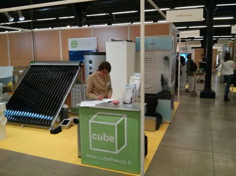 Cube France: Merci à nos nombreux visiteurs au Salon Passi'bat 2016 | Maison passive | Scoop.it