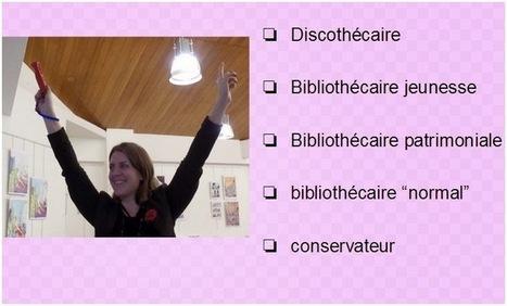 Desperate Librarian Housewife: du bibliothécaire au -thécaire | bibliothécaire | Scoop.it