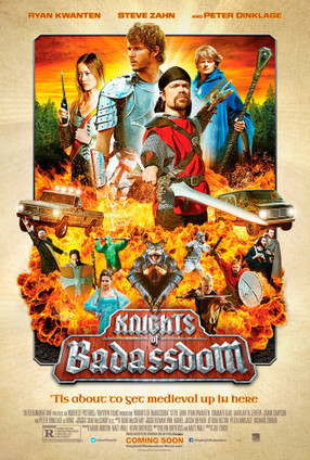 Un extrait pour Knights of Badassdom avec Peter Dinklage | Lyricis ... | And Geek for All | Scoop.it