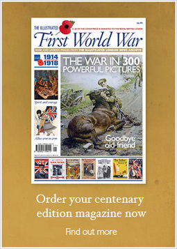 1914 - 1918 Illustrated First World War Timeline & News Archive - WW1 Centenary | Illustrated London News | History | Scoop.it