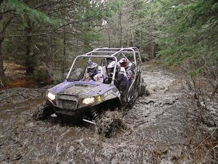 Best Off Road Vehicles for Mud and Water | All Terrain Vehicles | Scoop.it