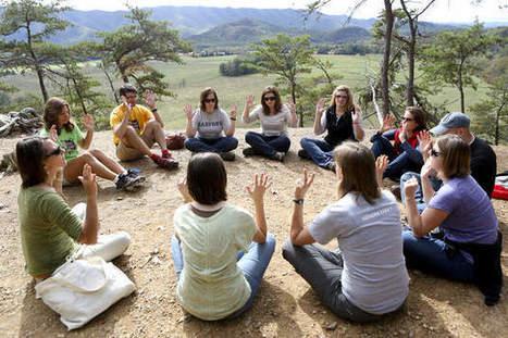 Teachers learn lessons from a quiet landscape - Roanoke Times | iTeacher Scoop | Scoop.it
