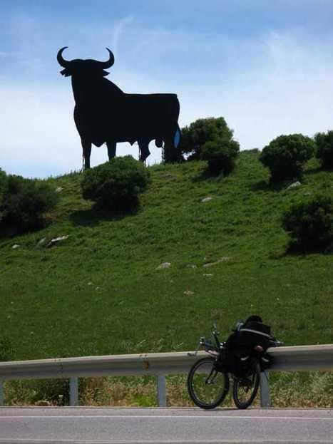 ¡ Mira la bici ! - Un voyage de Toulouse à Gibraltar à vélo-couché - Travelling on a recumbent from Toulouse to Gibraltar | Voyage à vélo couché - Recumbent bike travel | Scoop.it