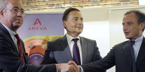 EDF et Areva enterrent la hache de guerre | Le groupe EDF | Scoop.it