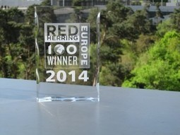 mobiLead, lauréat 2014 du concours Red Herring Top 100 Europe | mobiLead: Internet of Things enabler (IoT, NFC, QR Code, QR+, xTag) | ENERLAB TRANSITION ENERGETIQUE | Scoop.it