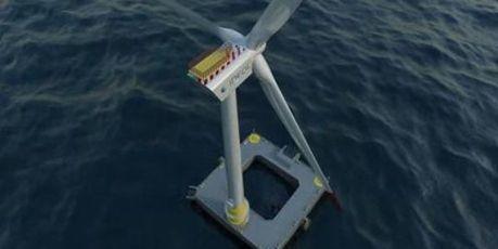 Les éoliennes flottantes, pari technologique pour les énergies marines | Solutions alternatives pour un monde en transition | Scoop.it