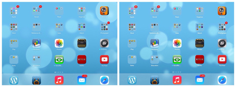 10 iPad Features Every iPad Owner Should Know - Teaching with iPad | iOS7 | Scoop.it