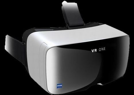 Carl Zeiss VR One : le casque de réalité augmentée low cost | Robotique, intéractions, mouvement | Scoop.it