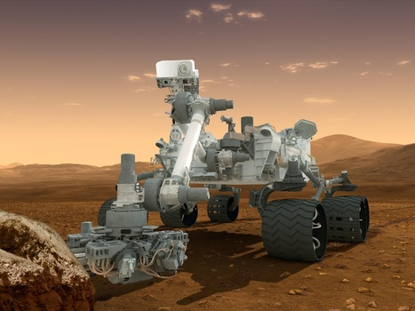 Curiosity rover finds organic compounds, but are they from Mars? - NBCNews.com (blog) | Curiosity Mars Mission | Scoop.it