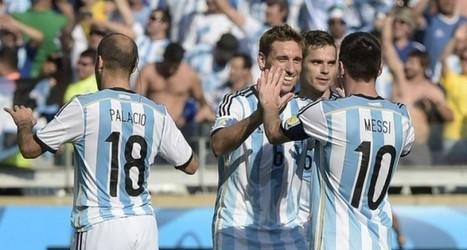 Lionel Messi salvó a la Argentina en uno de los peores partidos de la historia - Diario Costa del Sol | Diariofutbol.com | Scoop.it
