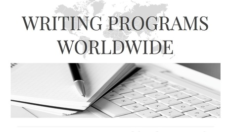 Writing Programs Worldwide | The EAP Practitioner | Scoop.it