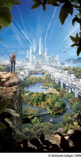 « La Promenade Fertile », une nouvelle nature pour fertiliser la ville | Végétalisation des espaces urbains | Scoop.it
