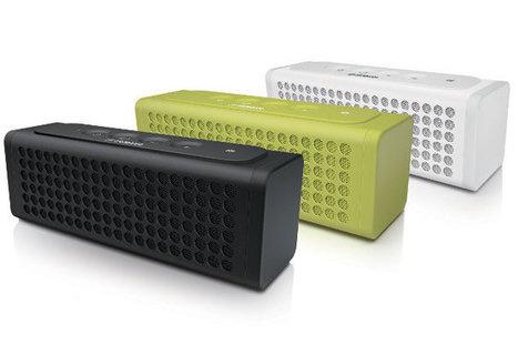 Yamaha NX-P100: bezprzewodowy, przenośny i wodoodporny głośnik - Wirtualna Polska | Nowe technologie | Scoop.it